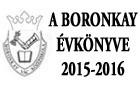 A Boronkay Évkönyve, 2015-2016