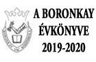 A Boronkay Évkönyve, 2019-2020