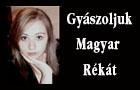 Gyászoljuk Magyar Rékát