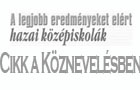 A legjobb eredményeket elért hazai középiskolák mezőnyében a Boronkay a második
