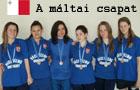 Jó volt Máltán magyarnak lenni - Úszócsapatunk sikerei