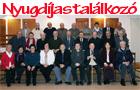 Nyugdíjas találkozó meghívó - 2012