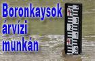 2013.06.05-06. Kollégistáink az árvízi munkán (Orbán Ákos)