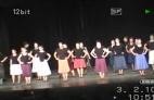 Néptáncos diákjaink a váci művelődési központ nagyszínpadán (1. rész)